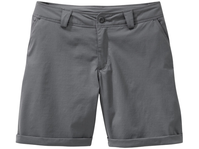 Outdoor Research W's Equinox Metro Shorts Charcoal